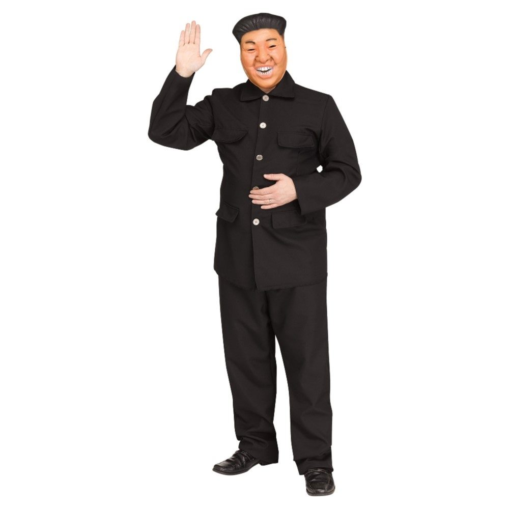 Picture of Chairman Supreme Leader Adult Mens Costume