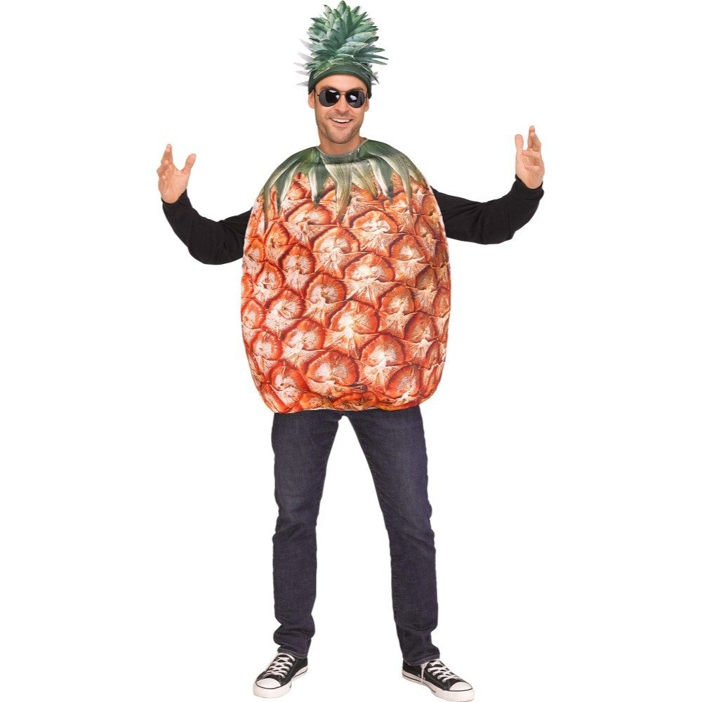 Picture of Pineapple Adult Unisex Costume