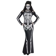 Picture of Skelelicious Adult Womens Costume