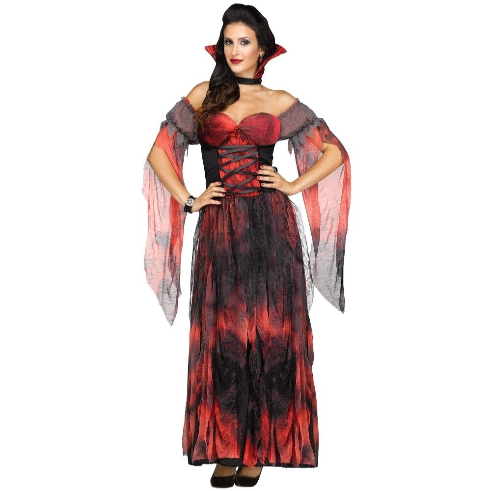 Picture of Gothic Countessa Adult Womens Costume