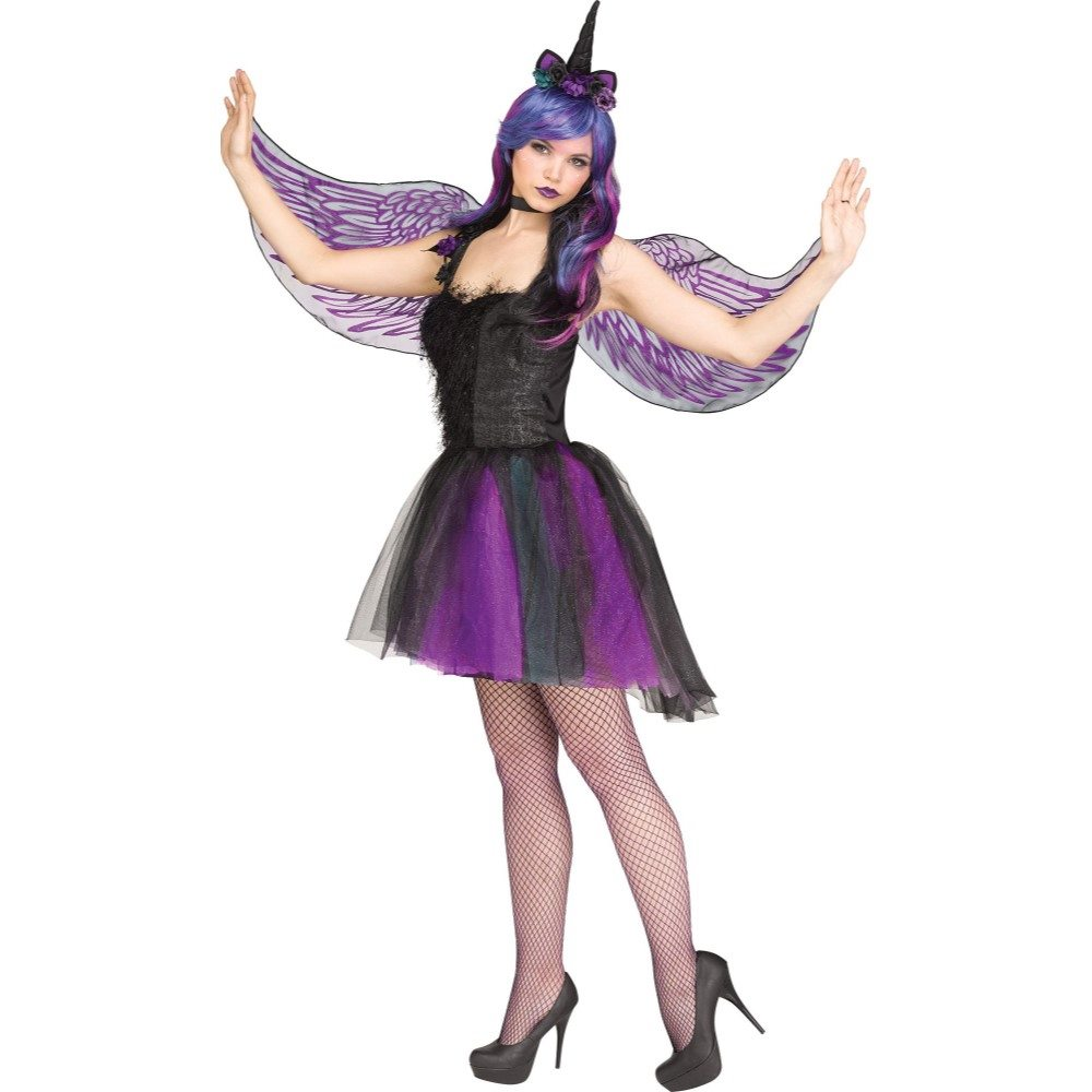 Picture of Moonlight Unicorn Adult Womens Costume