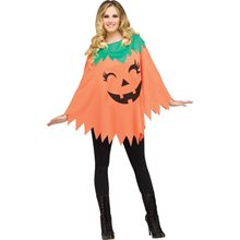 Picture of Pumpkin Poncho