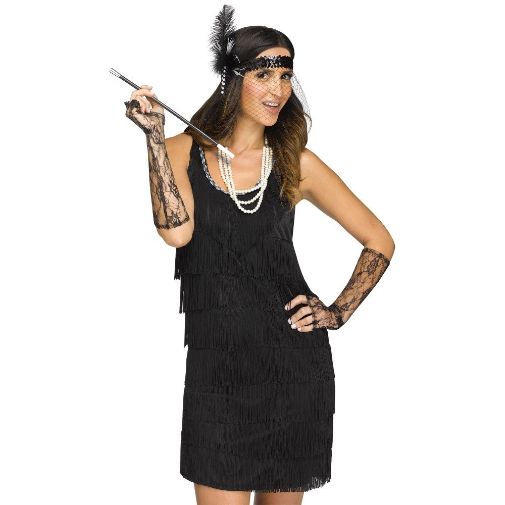 Picture of 20s Fab Flapper Instant Costume Kit