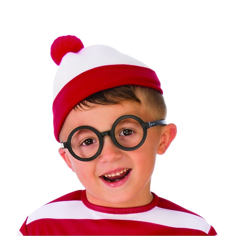 Picture of Waldo Deluxe Glasses
