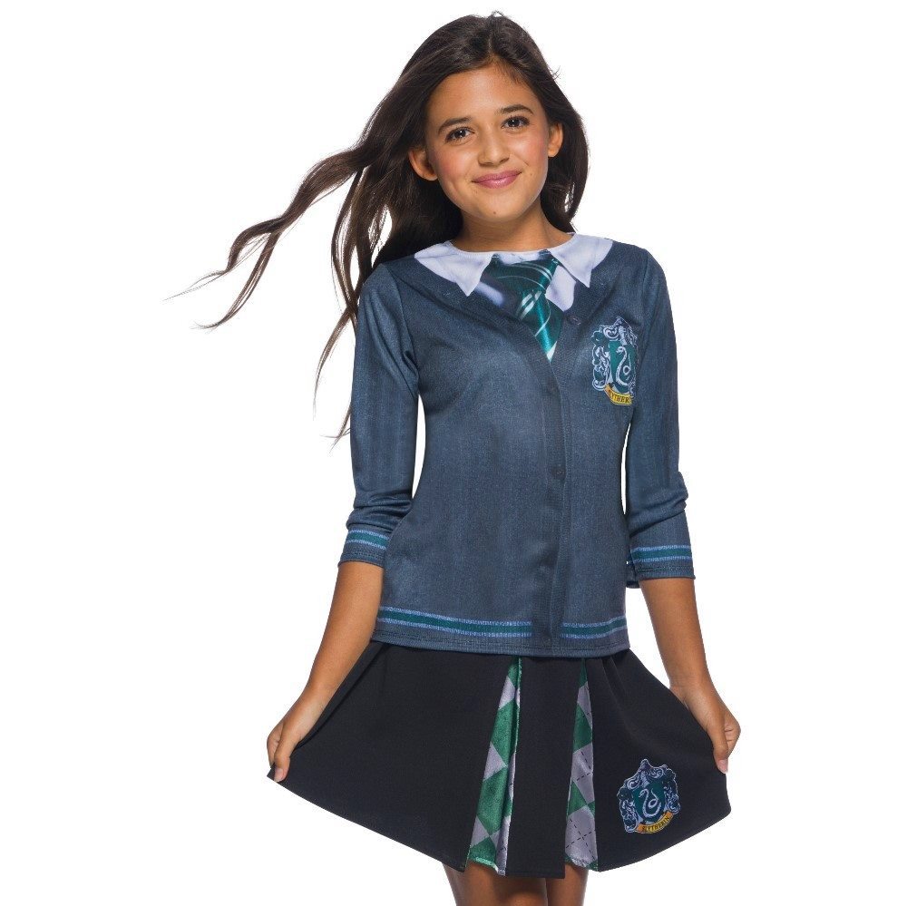 Picture of Harry Potter Slytherin Child Skirt