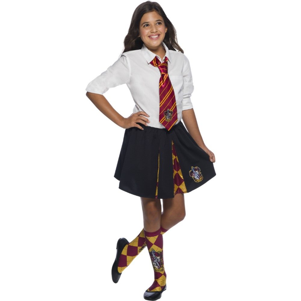 Picture of Harry Potter Gryffindor Red Tie