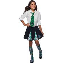 Picture of Harry Potter Slytherin Green Tie