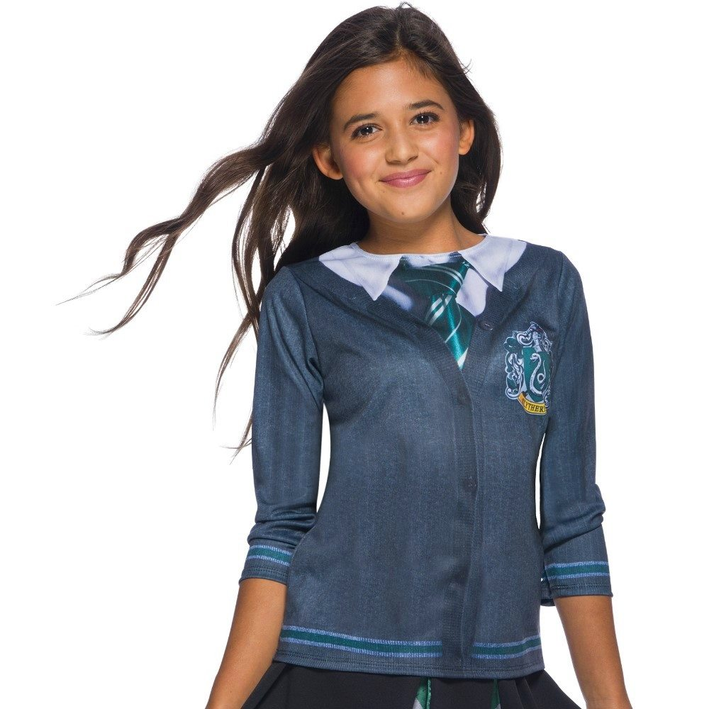Picture of Harry Potter Slytherin Child Printed Top