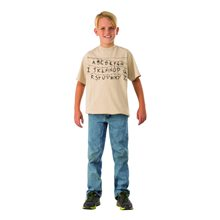 Picture of Stanger Things Alphabet Child T-Shirt