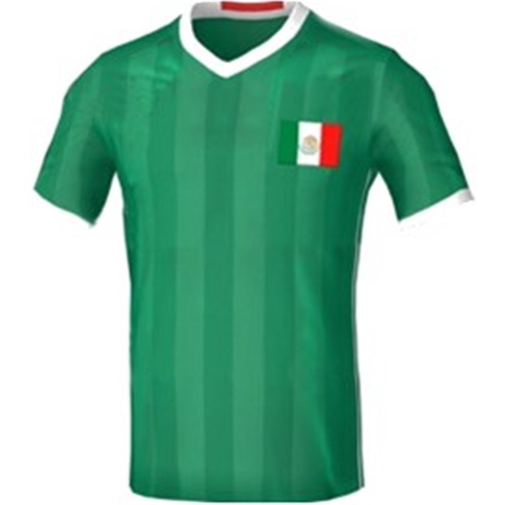 Picture of Mexico Adult Soccer Jersey