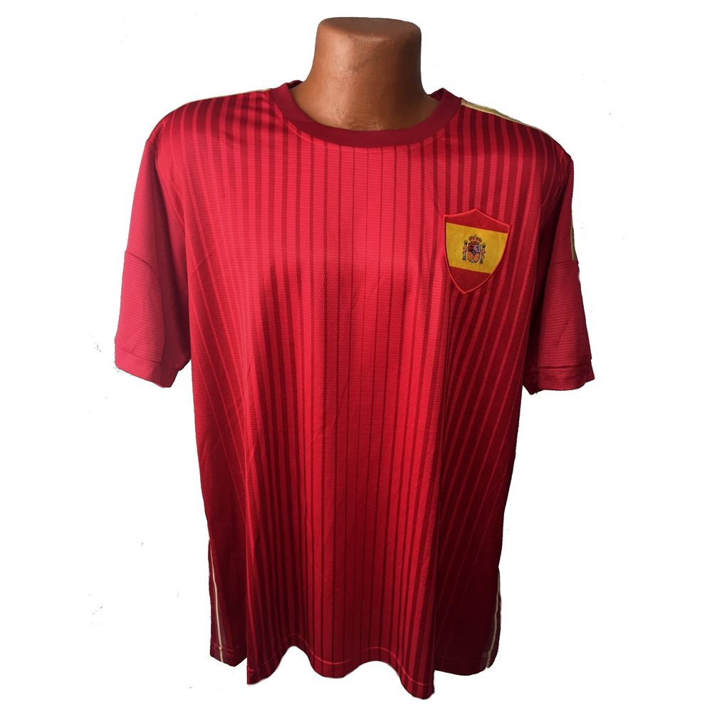 Picture of Spain Adult Soccer Jersey (Coming Soon)