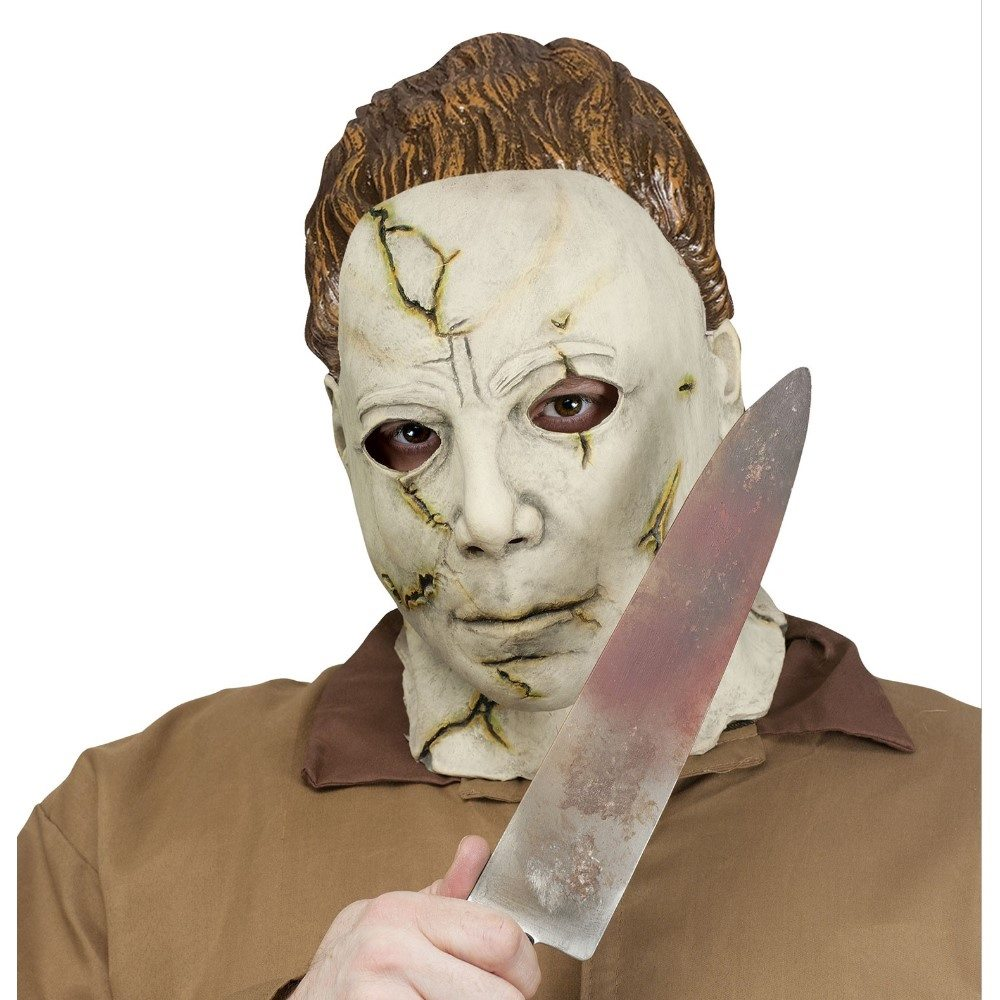 Picture of Rob Zombie Michael Myers Mask & Knife Set