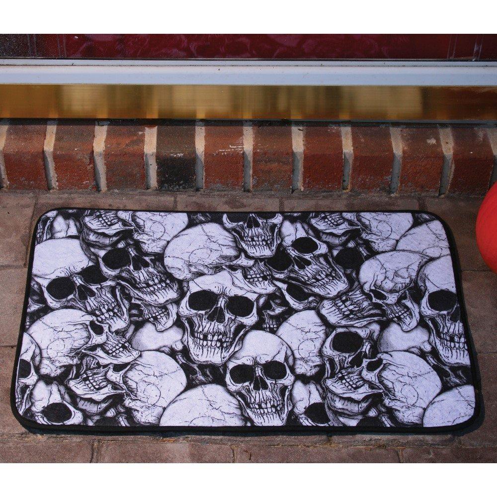 Picture of Skulls Doormat