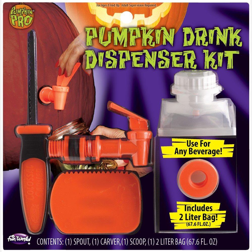Picture of Pumpkin Drink Dispenser Kit