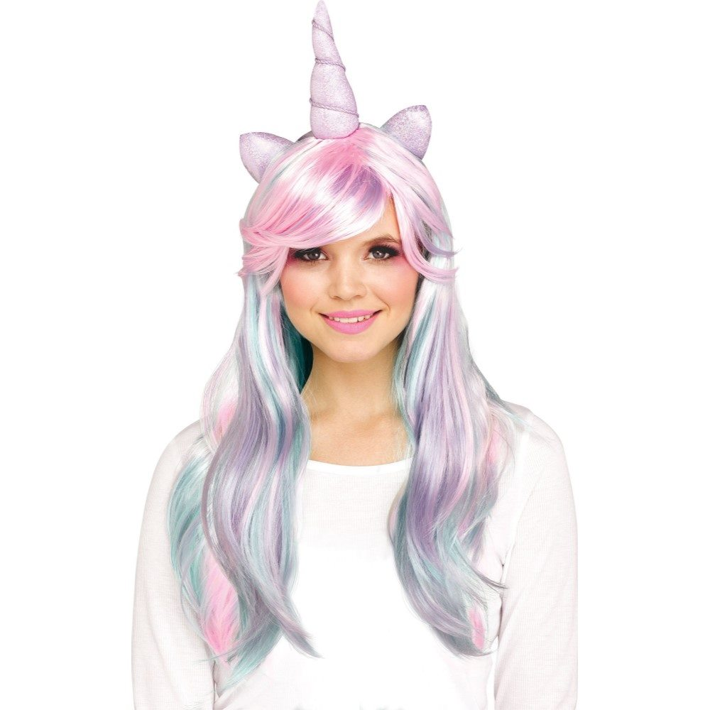 Picture of Pastel Unicorn Wig