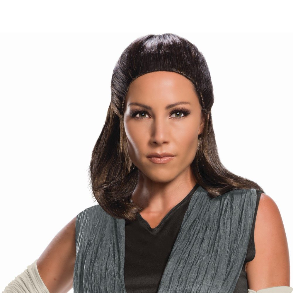 Picture of Star Wars The Last Jedi Rey Adult Wig