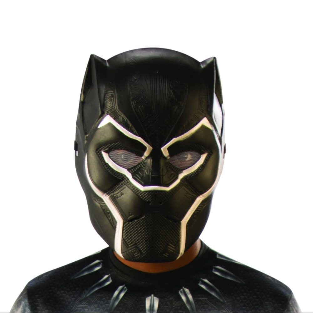 Picture of Black Panther Child Half Mask
