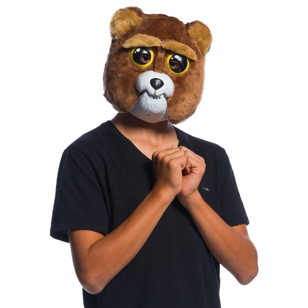 Picture of Feisty Pets Sir Growls-A-Lot Animated Child Mask