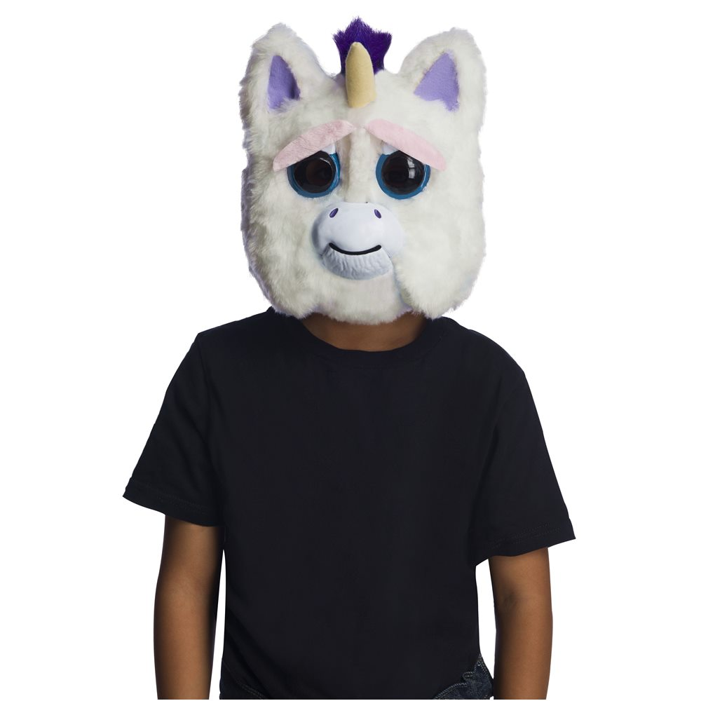 Picture of Feisty Pets Glenda Glitterpoop Animated Child Mask (Coming Soon)