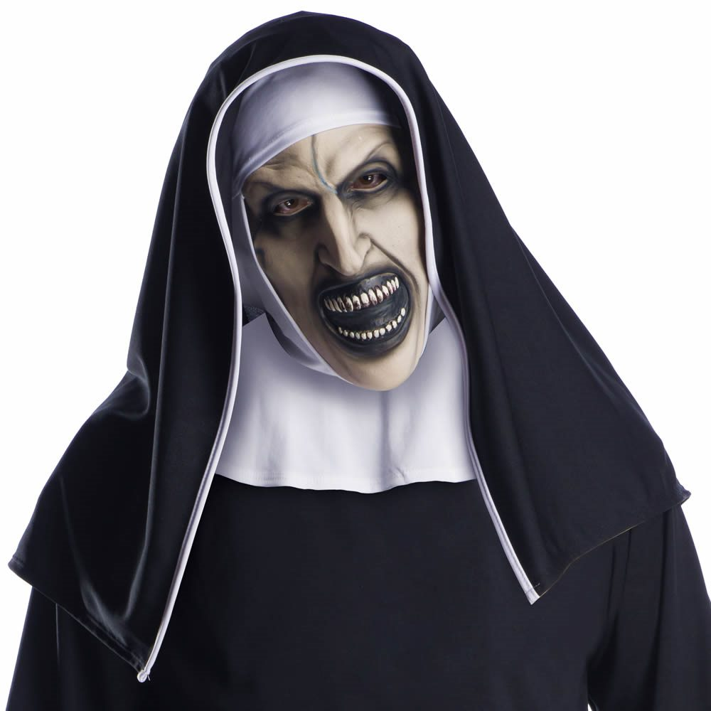 Picture of The Nun Movie Adult 3/4 Mask (Coming Soon)