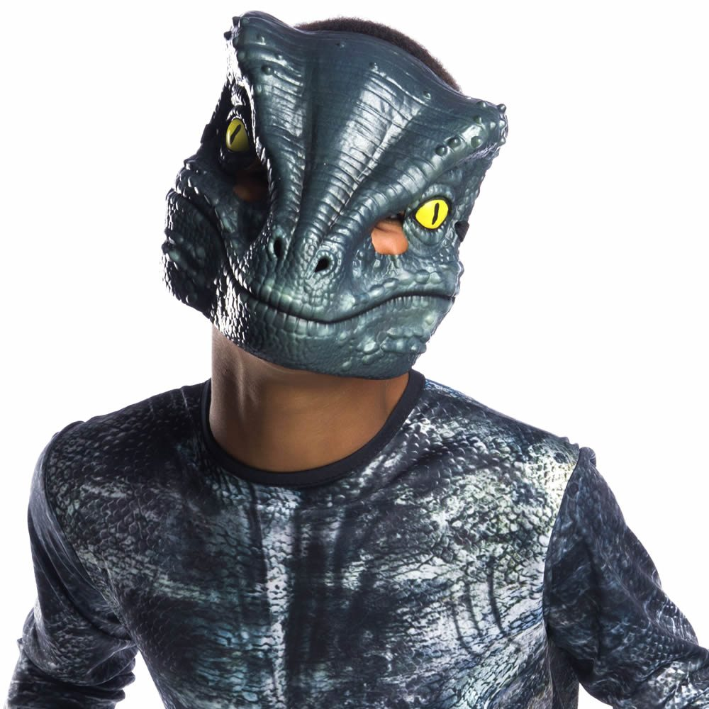 Picture of Jurassic World 2 Velociraptor Half Mask (Coming Soon)