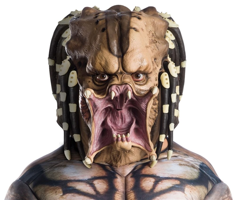 Picture of The Predator Deluxe Adult Latex Mask (Coming Soon)