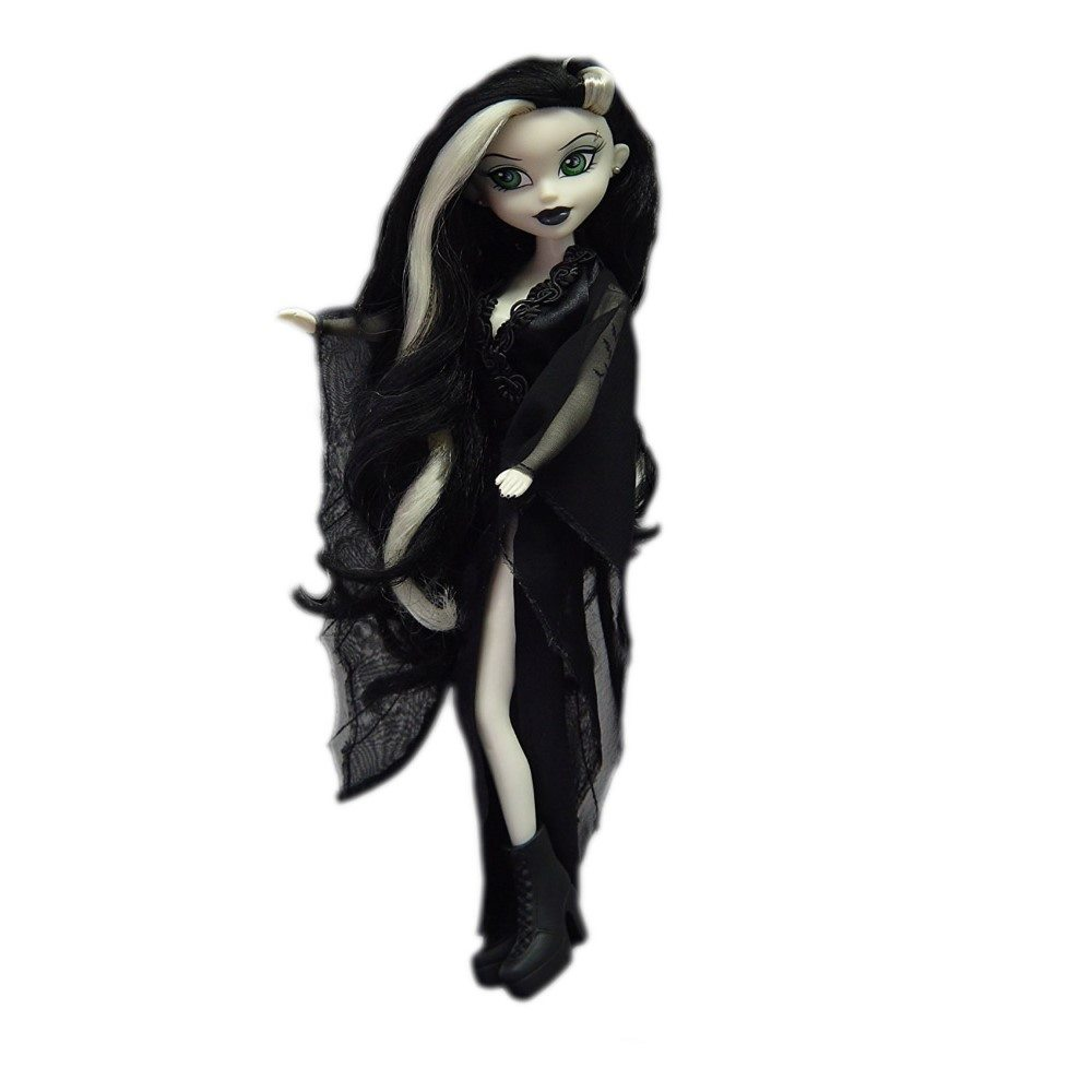 Picture of BeGoths Greta Vendetta Doll 12in