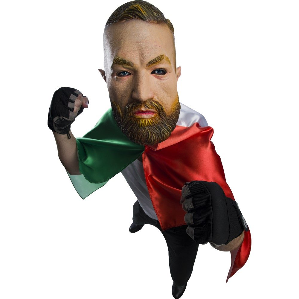 Picture of Irish Pride Ultimate Fighter Mask