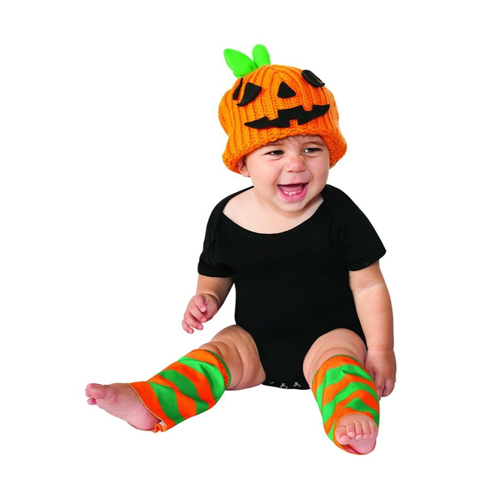 Picture of Baby Pumpkin Infant Costume Kit
