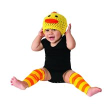 Picture of Baby Duck Infant Costume Kit