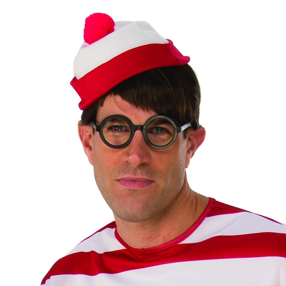 Picture of Waldo Hat (Coming Soon)