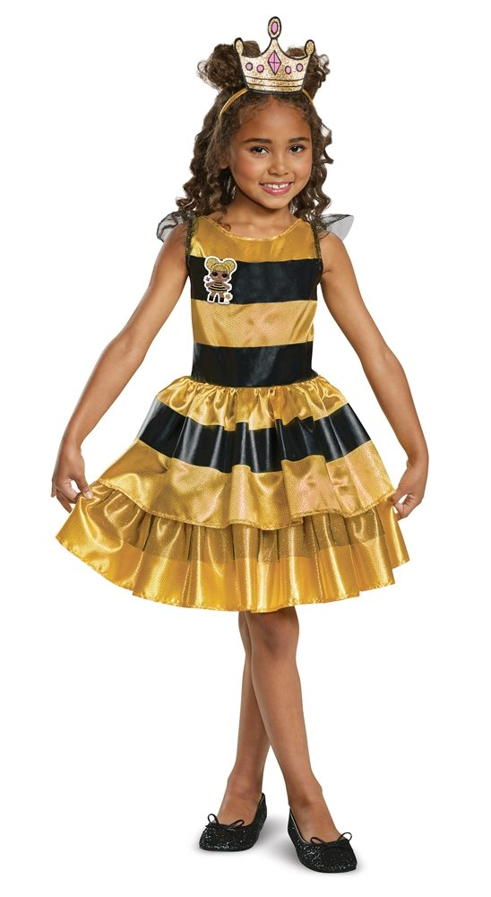 Picture of L.O.L. Surprise Doll Queen Bee Child Costume