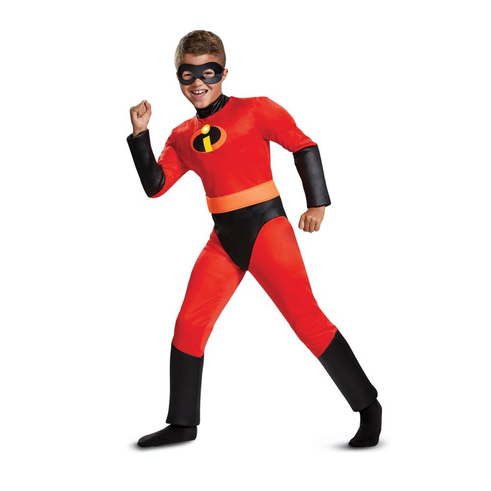 Picture of The Incredibles Dash Muscle Child Costume