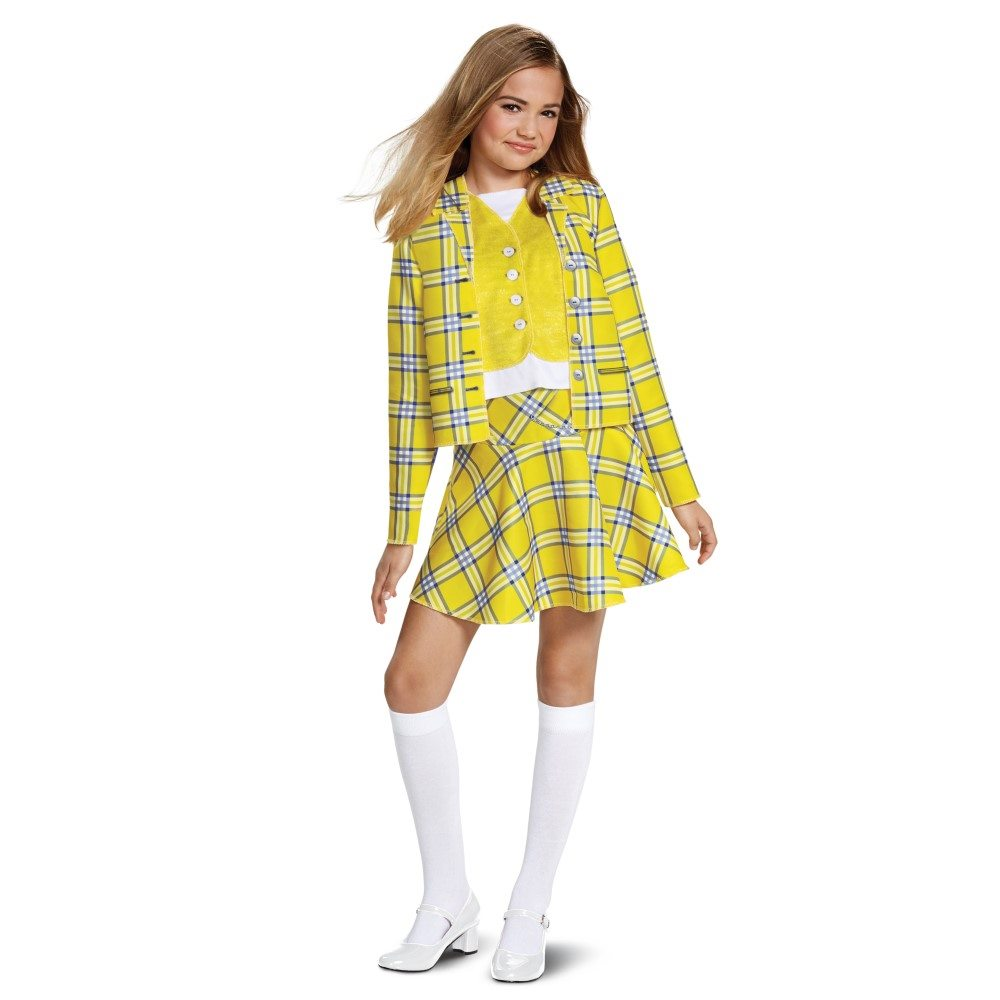 Picture of Clueless Cher Suit Child Costume