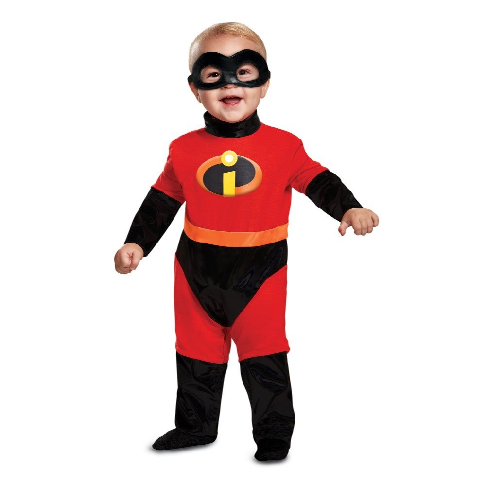 Picture of The Incredibles Classic Infant Costume