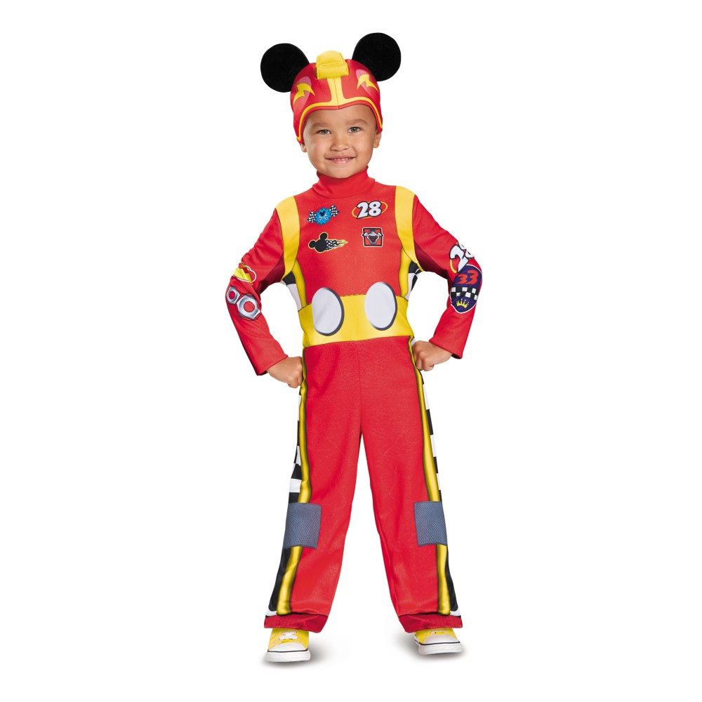 Picture of Mickey Roadster Classic Toddler Costume