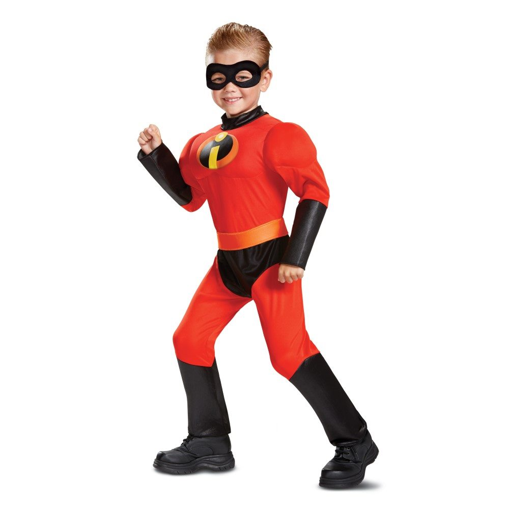 Picture of The Incredibles Dash Muscle Toddler Costume