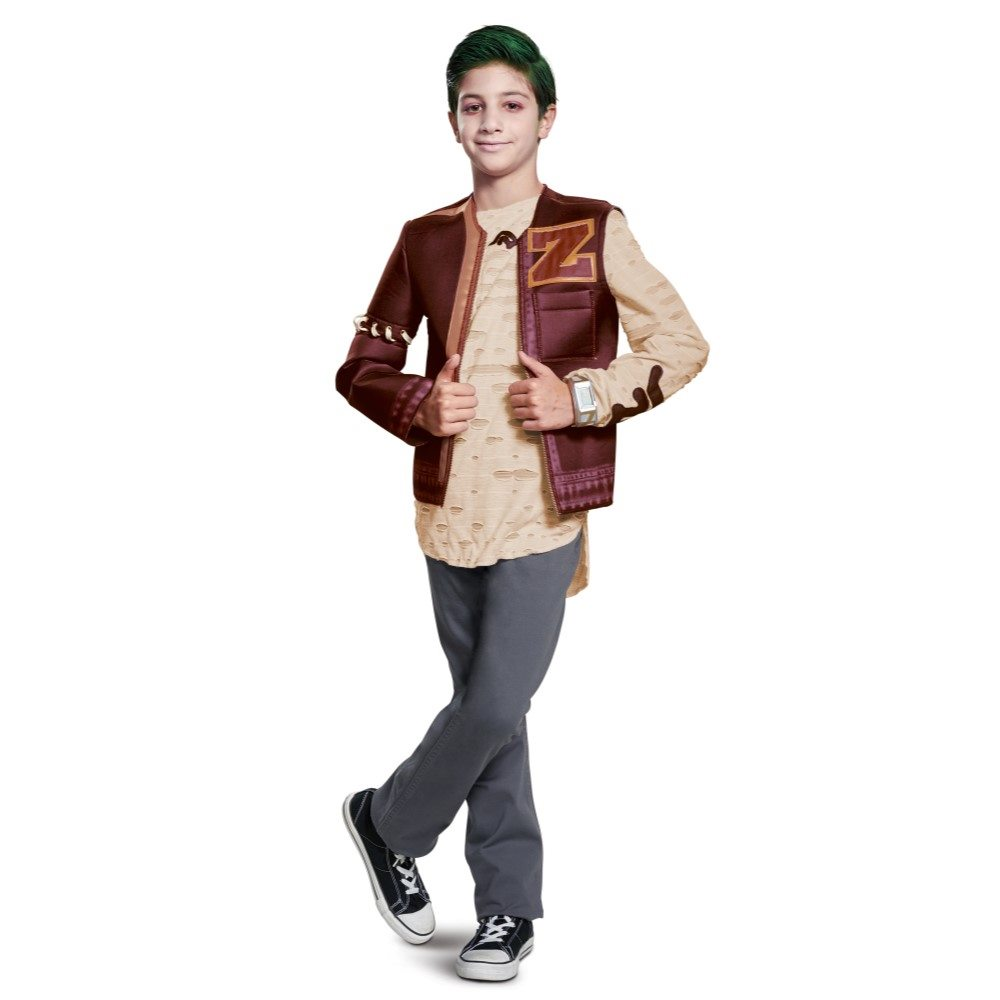 Picture of Disney Zombies Deluxe Zed Child Costume