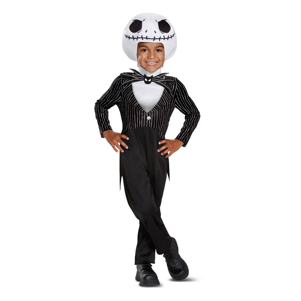Picture of Jack Skellington Classic Toddler Costume