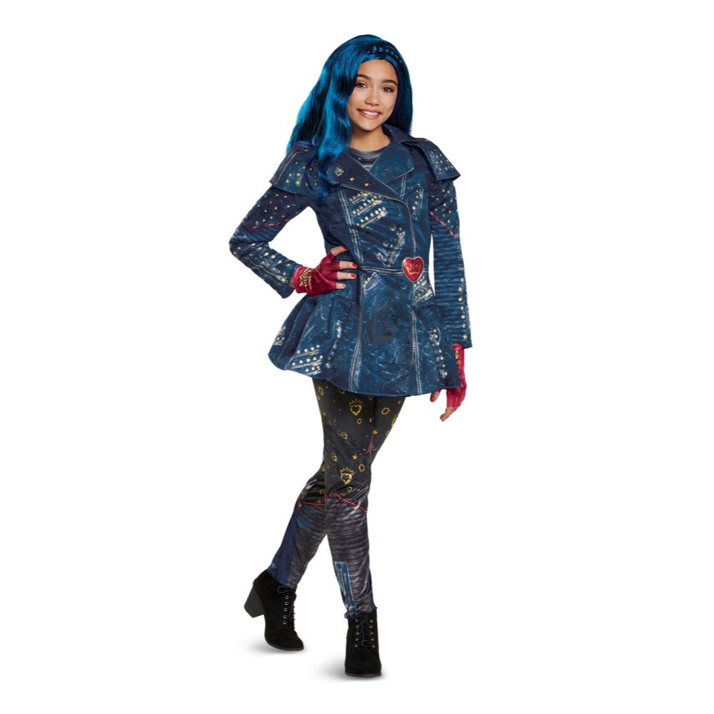 Picture of Descendants 2 Deluxe Evie Isle Look Child Costume