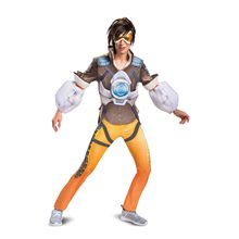 Picture of Overwatch Deluxe Tracer Adult Womens Costume