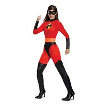 Picture of Mrs. Incredible Classic Adult Womens Costume