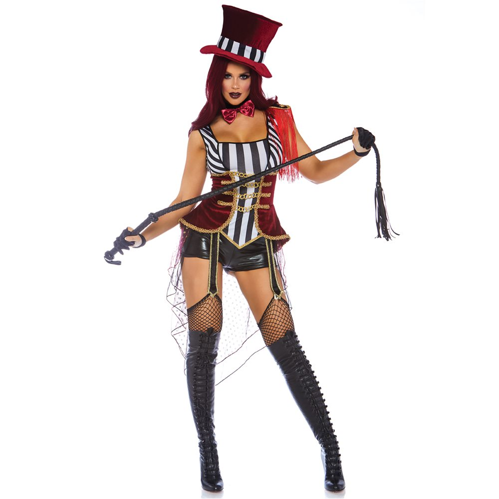Picture of Darling Lion Tamer Adult Womens Costume