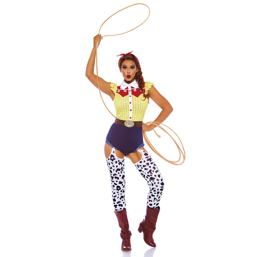 Picture of Giddy Up Cowgirl Adult Womens Costume