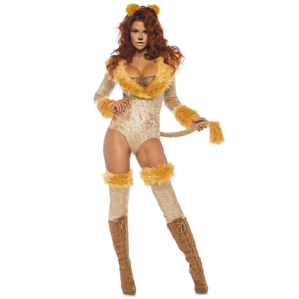 Picture of Lovely Lioness Adult Womens Costume