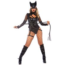Picture of Villainess Vixen Kitty Adult Womens Costume
