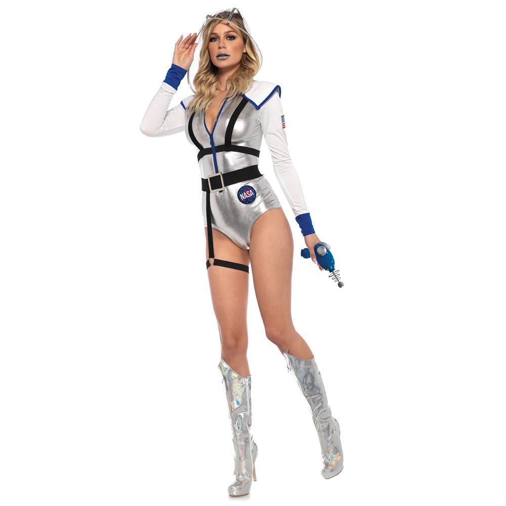 Picture of NASA Galaxy Girl Adult Womens Costume