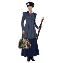 Picture of English Nanny Adult Womens Costume