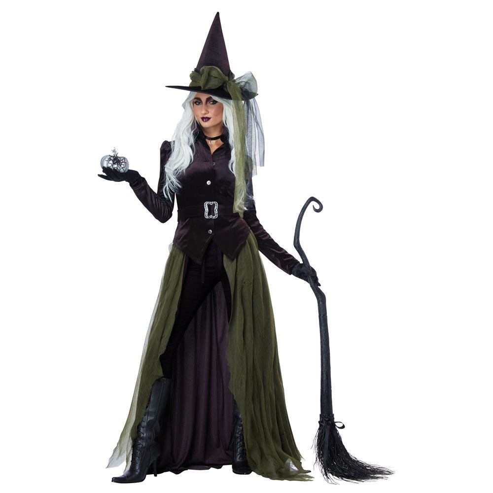 Picture of Gothic Witch Adult Womens Costume