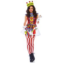 Picture of Card Queen Adult Womens Costume